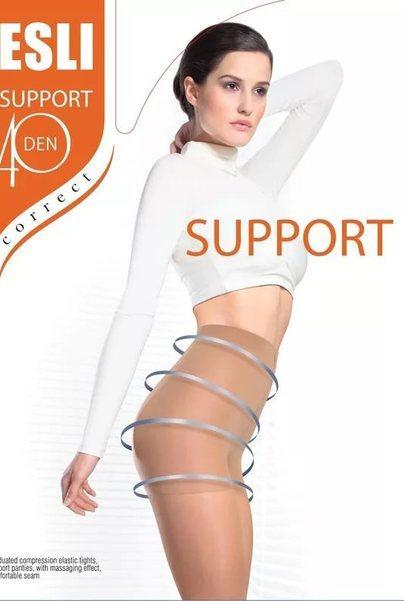 Колготки корректирующие Support 40 Esli