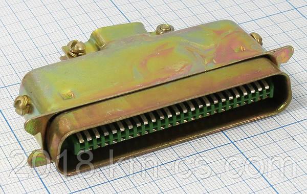Разъем Centronics РПМ7-50Ш-КП-В