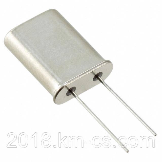 Кварц микропроцессорный HC49 HC49U-4.9152MHz