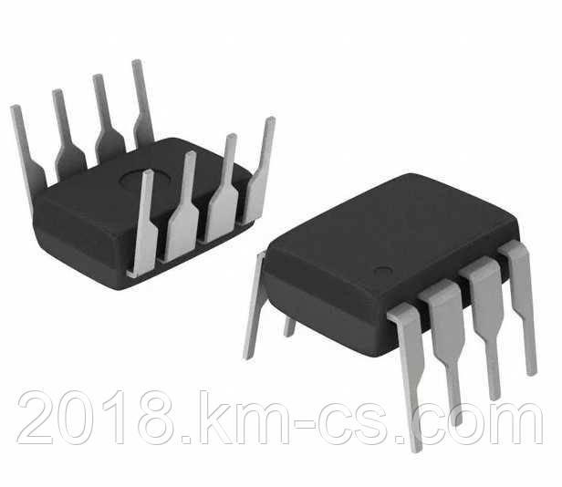 ШИМ-контроллер (PWM - Pulse Width Modulator) UC3843AN (ON Semiconductor)