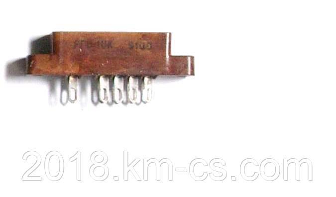 Разъем РГО-10К розетка