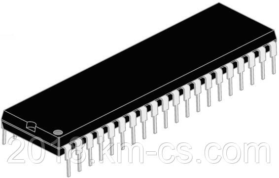 Микроконтроллер AVR AT90S4414-8PC (Atmel)