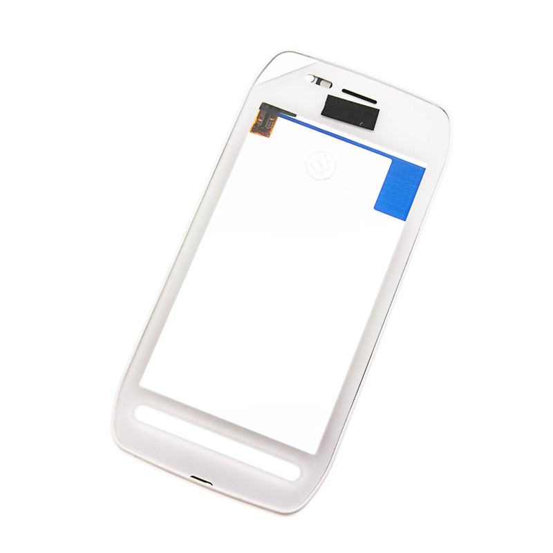 Сенсорный экран (тачскрин) Nokia 603 White OR