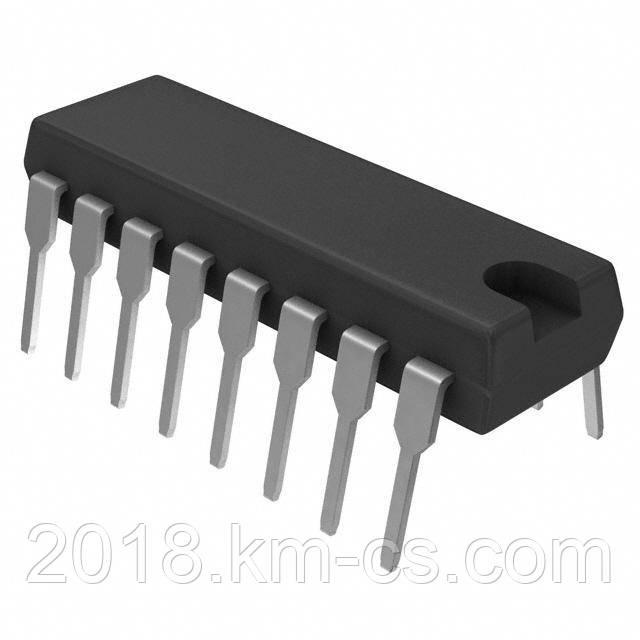 Программируемая  логика MC14049BCP (ON Semiconductor)