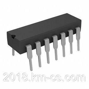 ИС логики SN74ALS74N (Texas Instruments)