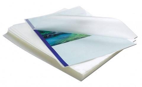Пленка А3 (303x426), 100 micron (50/50), Glossy, 100 листов, фото 2