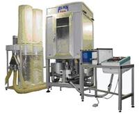 Alan PIUMA - Автомат для набивки пером (два дозатора)(Италия).