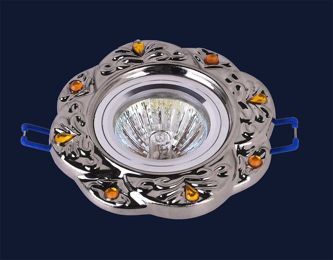 Точечный светильник Levistella 705N116 хром