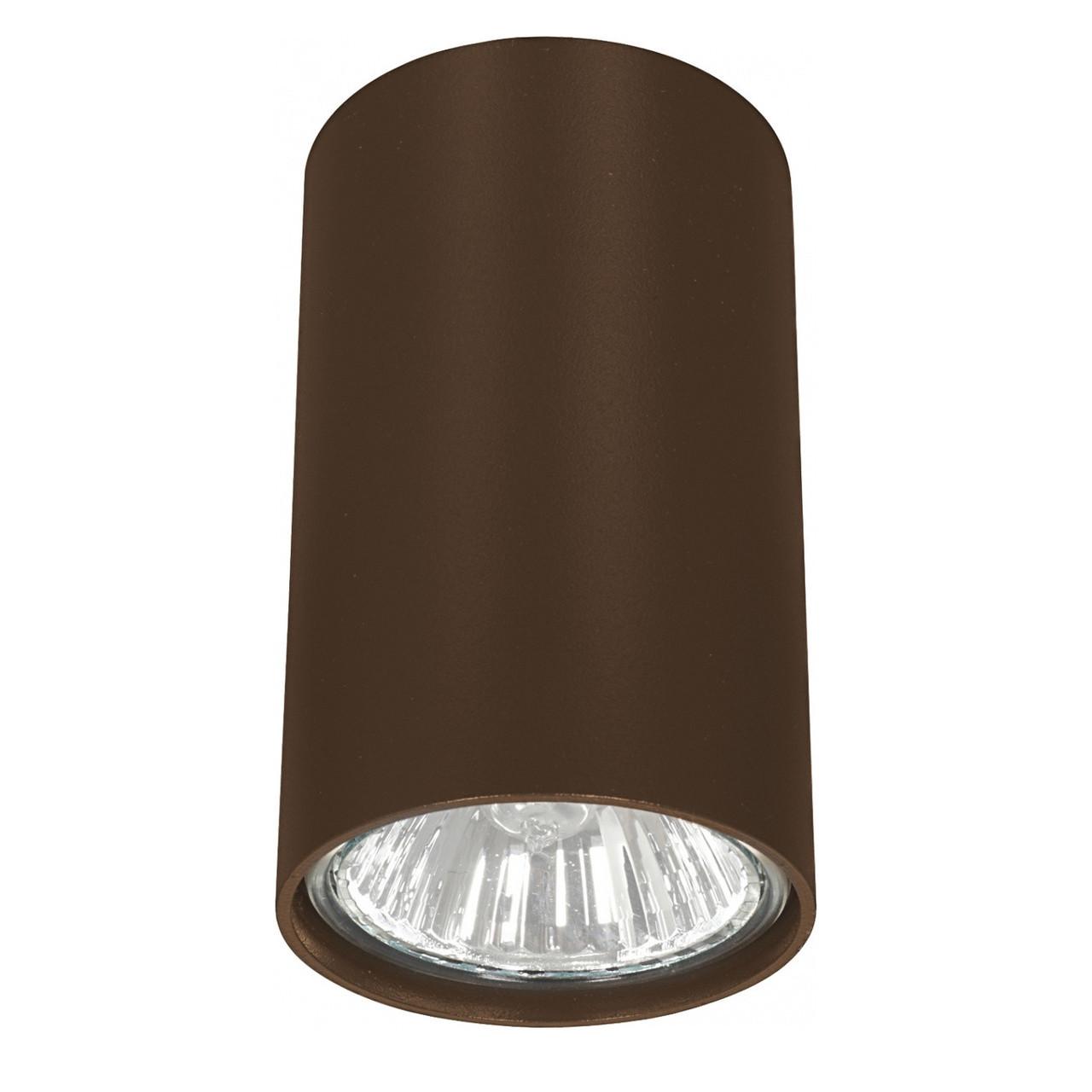 Накладний настельний світильник Eye wenge S 5258 Nowodvorski
