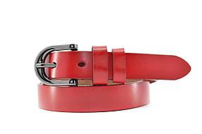 Ремень BeltStore 20 мм 110-120 см Красный (u0371)