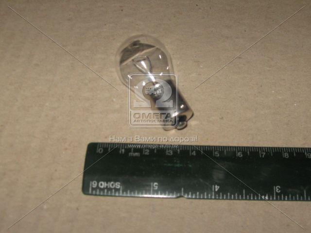 Лампа накаливания P21W 12V 21W BA15s (пр-во Narva) 17635CP