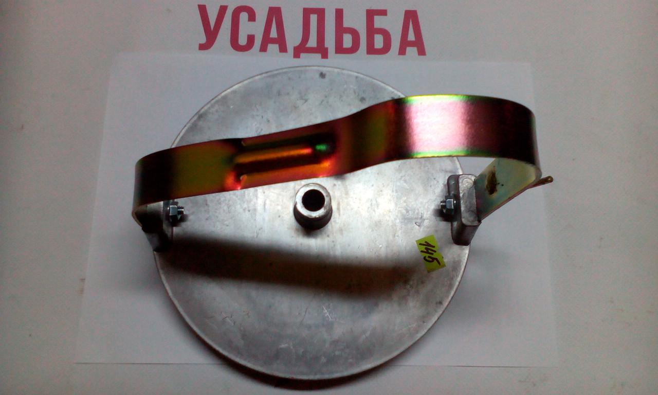 Крышка бидона алюминиевая