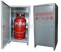 Шкаф ящик для газового баллона 27 литров