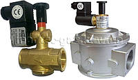 Клапан электромагнитный М16/RM NA Ду 50 (500 mbar)