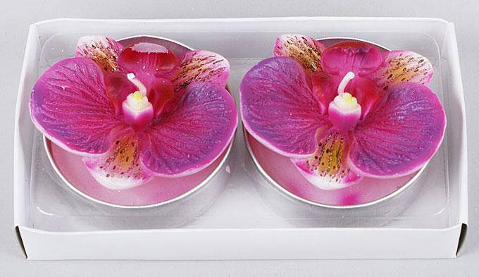"Набор свечей ""Орхидея"", фото 3"