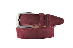 Ремень BeltStore 35 мм 110-120 см Красный (u0462)