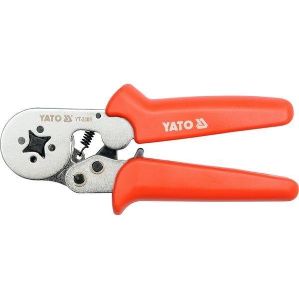 Клещи для обтискання кинцевикив, YT-2305 YATO