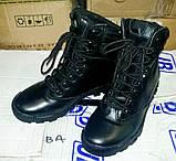 """Зимние тактические ботинки """"M-16"""". Кожа+кордура. Размеры: 40,41, 42, 43, 44, 45, фото 9"""