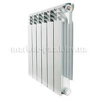 Радиатор алюминиевый Grandini L 500 мм