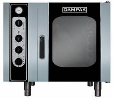 Печь пароконвекционная DFKE06/GN DAMPAK