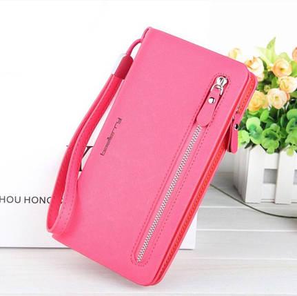 Женский кошелек Baellerry Elegance Розовый (SUN0058), фото 2