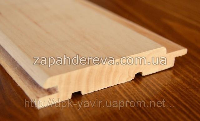Вагонка деревянная сосна, ольха, липа Ямполь
