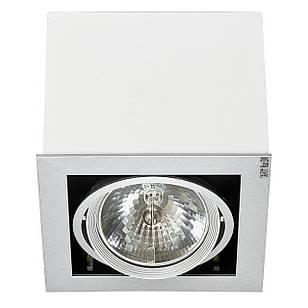 Вбудовуваний світильник Box white - gray I 5305 Nowodvorski