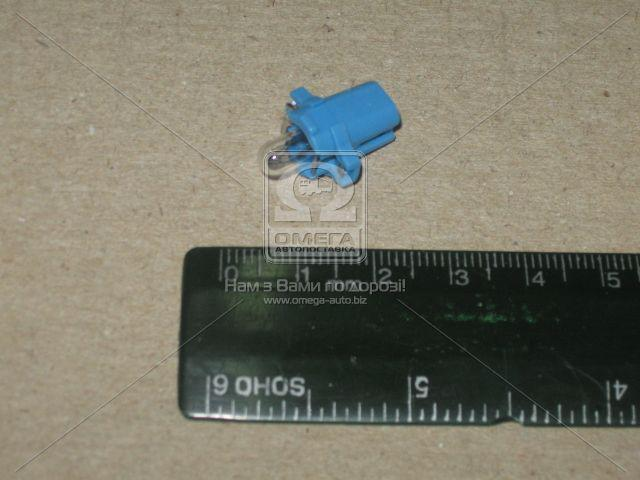 Лампа накаливания BAX8,3/1,5Blue12V 2W BAX8,3s/1,5 blue (пр-во Philips) 12602CP