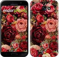 """Чехол на Samsung Galaxy J4 Plus 2018 Цветущие розы """"2701c-1594-16700"""""""
