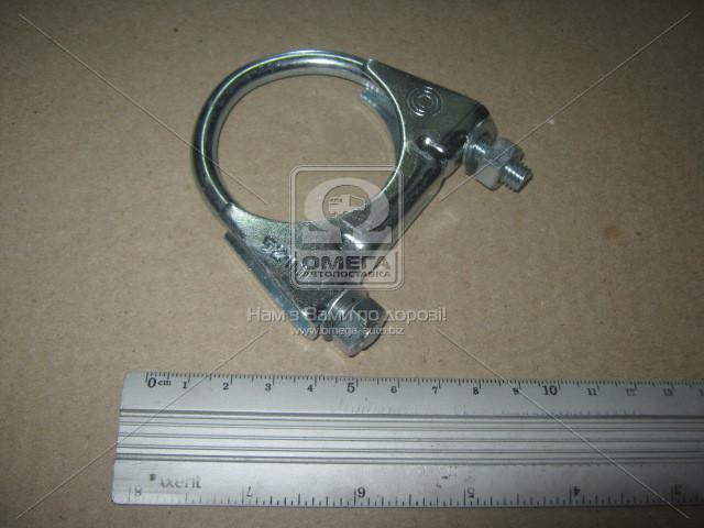 Хомут крепления глушителя D=52 мм (пр-во Fischer) 911-952