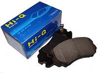 Колодки тормозные передние KIA Rio 11-