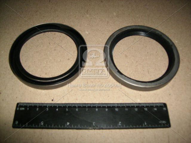 Сальник вала коленчатого ВАЗ 2101 задний в метал. обойме 70х90х10 (пр-во БРТ) 2101-1005160