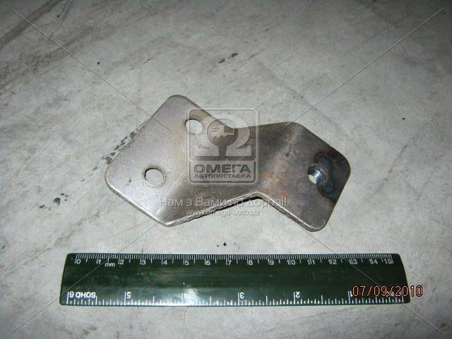 Кронштейн бампера передн. ГАЗ 31105 бок. левый (пр-во ГАЗ) 3110-2803061-10
