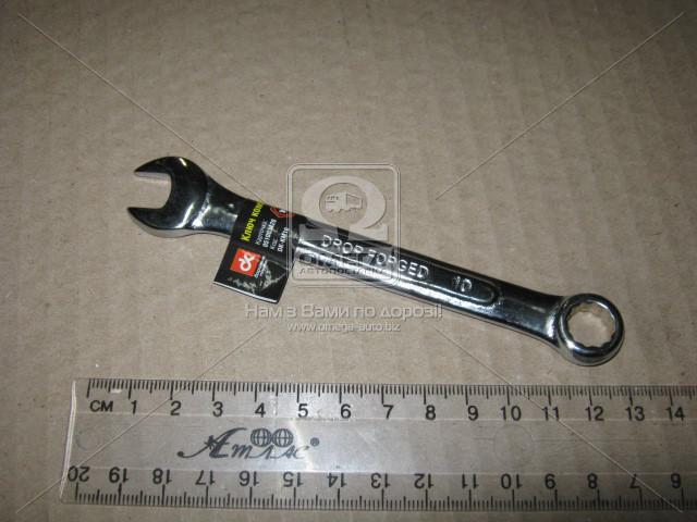 Ключ комбинированный 10х10  DK-KM10