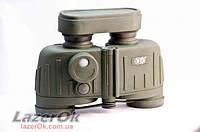 Бинокль Military 8х30 (морской) заполнен азотом с компасом, фото 1