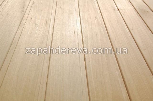 Вагонка деревянная сосна, ольха, липа Бахчисарай