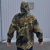 Флісова кофта НАТО BUNDESWEHR флектарн, фото 2
