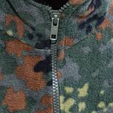 Флісова кофта НАТО BUNDESWEHR флектарн, фото 4
