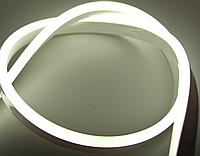 Светодиодный неон холодный белый 1м, 220В