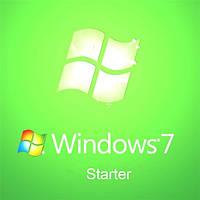 Операционная система Windows 7 SP1 Starter 32-bit Russian 1pk OEM DVD (GJC-00581)