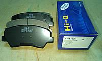Колодки тормозные передние Hyundai i30, Veloster