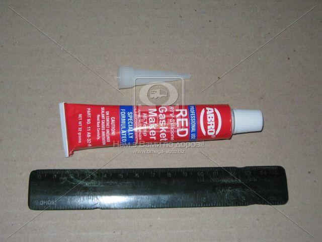 Герметик прокладок красный CH 32гр. ABRO 11-AB CH-32 R