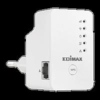 Усилитель Wi Fi Edimax EW-7438RPN MINI 300Mbps, репитер вай фай, ретранслятор, повторитель сигнала