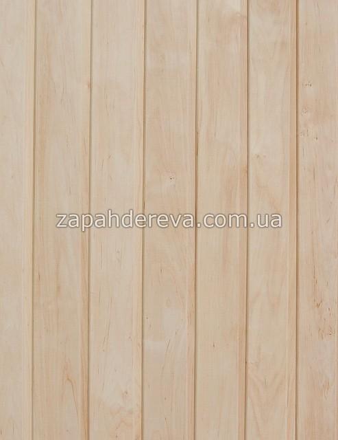 Вагонка деревянная сосна, ольха, липа Щелкино