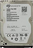 "Жесткий диск 500Gb Seagate Laptop Thin, SATA 3, 32Mb, 7200 rpm (ST500LM021), винчестер HDD 2.5"" 500 Гб"