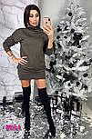 Женское стильное платье (3 цвета), фото 2