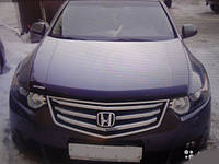 Дефлектор капота (мухобойка) HONDA Accord с 2008 г.в.