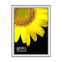 Рамка алюминиевая click (25 мм)