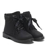 Зимние качественные женские ботинки, фото 1