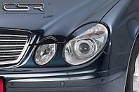 Реснички бровки тюнинг Mercedes W211